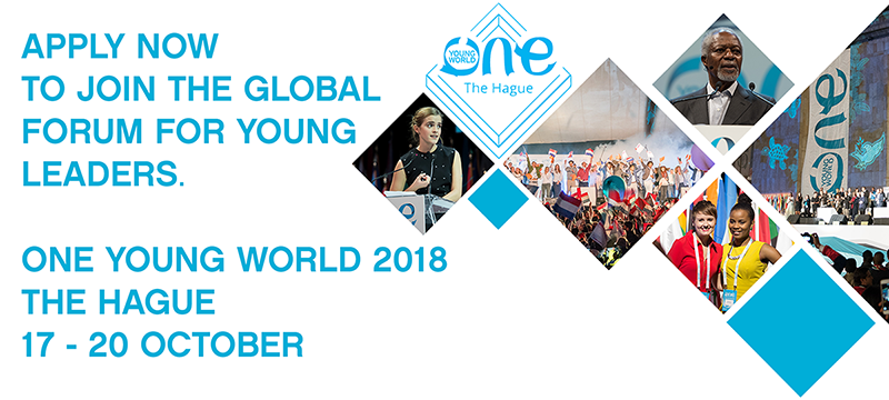 Summit One young world 2018